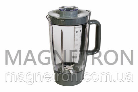 Чаша блендера 1500ml для кухонных комбайнов Kenwood AT282 KW714201