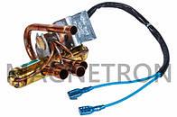 4-х ходовой клапан + электромагнитная катушка для кондиционеров DSF-4А (7,9,12)