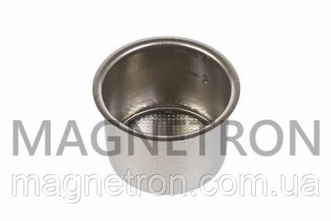 Фильтр-сито на две порции для кофеварок DeLonghi 607604