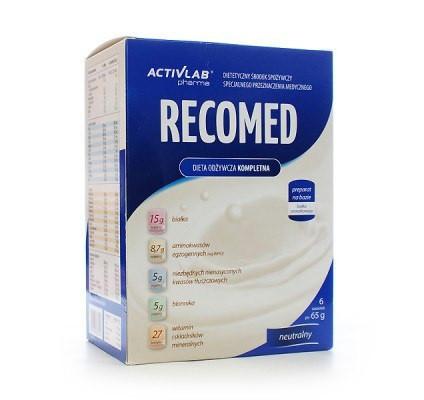 Activlab Pharma Recomed 65g