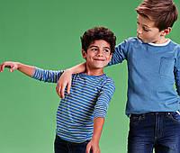 Футболки с длинным рукавом для мальчика, в уп. 2 шт. ГЕРМАНИЯ TCM TCHIBO