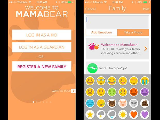 Mamabear safety application