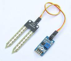 Гигрометр Arduino датчик влажности почвы
