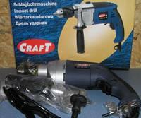 Дрель Craft CPD 13/1000