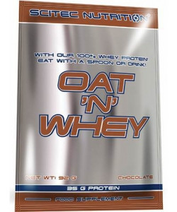 OAT 'N' WHEY Scitec Nutrition 92g