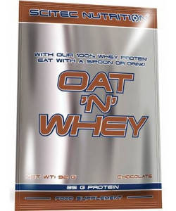 OAT 'N' WHEY Scitec Nutrition 92g, фото 2