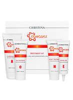 Набор высокоэффективной косметики для проблемной кожи Christina COMODEX A.C.N.E