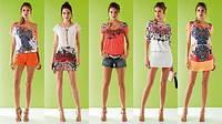 Одежда в самых модных цветах лета - выберите ваш цвет!