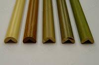 Молдинг (углавой наружный) 1850х20х5мм . Цвет: светлый, тёмный, зелёный, светло бежевый, серо зелёный.