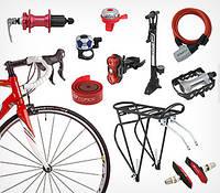 Аксессуары к велосипеду