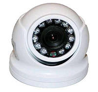 Уличная купольная антивандальная цветная видеокамера DigiGuard DG-102