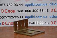 Уголок регулируемый  KN-3 (80х65х20х4,0)
