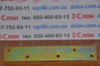 Пластина утолщенная LG-1  (170х30х0х2,5)