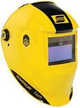 Маска сварщика WARRIOR Tech Yellow, фото 4