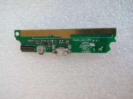 Шлейф для Lenovo A516 с разъемом зарядки, микрофоном, виброзвонком