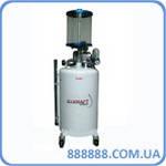 Установка для откачки масла с пневмонасосом и мерной колбой 80л. HD-853 G.I. KRAFT