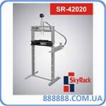 Пресс гаражный гидравлический 20т напольный SR-42020 SkyRack
