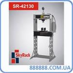 Пресс гаражный гидравлический 30т напольный SR-42130 SkyRack