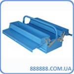 Ящик инструментальный, раскладной, 2 уровня с 1 ручкой UNBC125 Unitraum