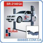 Автомобильный двухстоечный подъемник 4т «QUICK ARM» SR-2140 SkyRack
