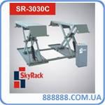 Автомобильный ножничный подъемник (передвижной) 3т SR-3030С SkyRack