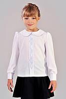 """Школьная блузочка для девочки """"Нежность""""."""