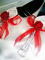 Нож и лопатка Розы