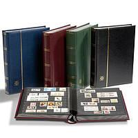 Альбом для марок (кляссер) 16 листов А4 Leuchtturm (Германия)
