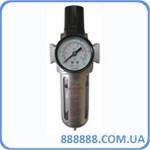 """Фильтр очистки воздуха с редуктором (PROFI) 1/2"""" AFR804 Airkraft"""
