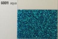 Термопленка с крупными блестками Siser MODA GLITTER 2 Aqua ( сисер мода глиттер 2 цвет воды )