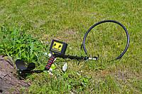 Металлоискатель импульсный Пират TL с глубинной катушкой глубина до 3м