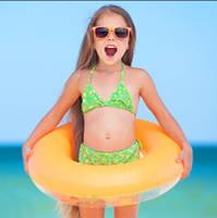 Плавать безопасно с надувным кругом просто. Узнай секреты