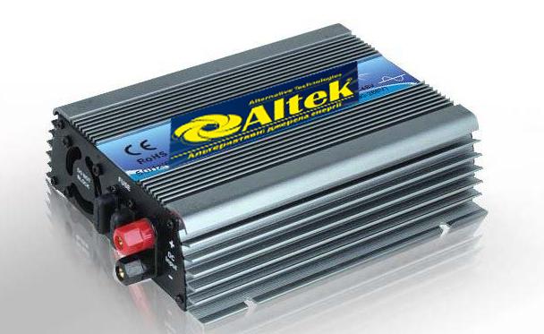 Мережевий інвертор Altek AGI-300W (300 Вт)