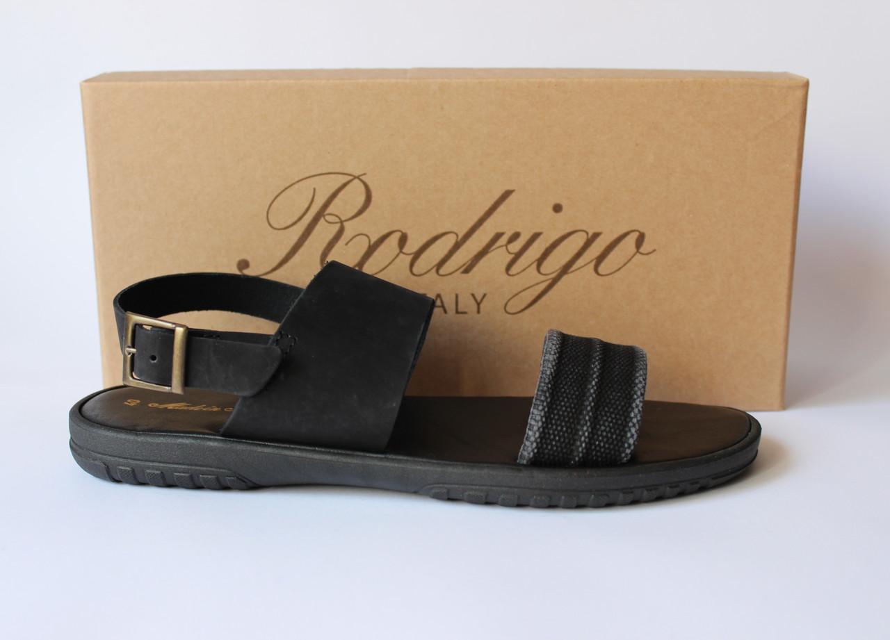 Шикарные кожаные сандалии-босоножки Made In Italy, Италия-Оригинал
