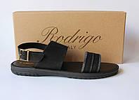 Шикарные кожаные сандалии-босоножки Made In Italy, Италия-Оригинал, фото 1