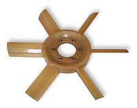 Крыльчатка вентилятора системы охлаждения МТЗ 245-1308010