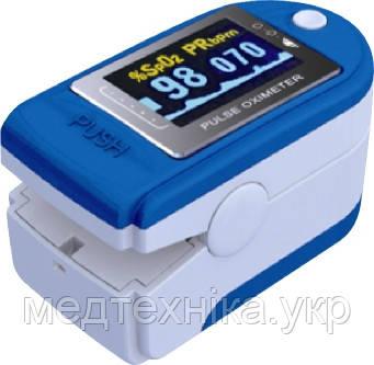 Пульсоксиметр CMS50D цветной OLED дисплей, CONTEC