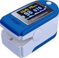 Пульсоксиметр CMS50D цветной OLED дисплей, CONTEC, фото 1