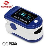 Пульсоксиметр CMS50С цветной OLED дисплей, CONTEC