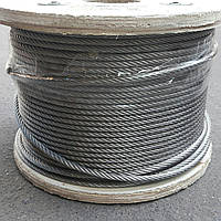 Трос нержавеющий 10,0 мм (7х37)