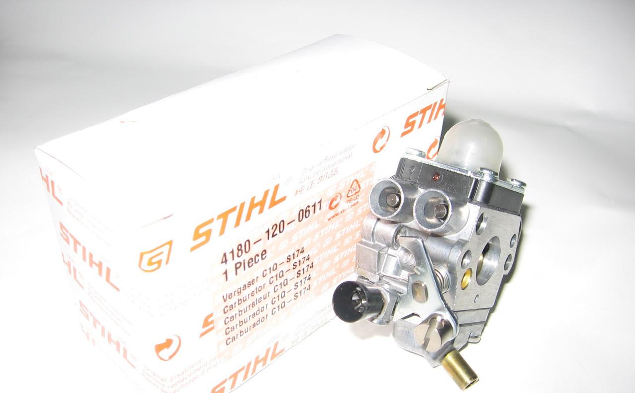 Карбюратор для мотокос Stihl FS 130, FS 130R (оригинал)