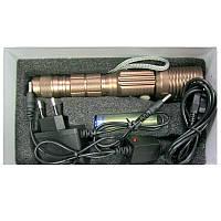 Фонарь аккумуляторный Small Sun ZY-F547R XPE (30000W+ЗУcеть;USB порт)