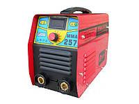 Сварочный инвертор Edon ММА-257 mini в кейсе