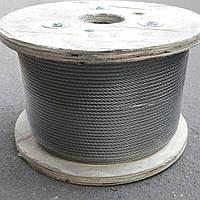 Трос нержавеющий 4,0 мм (7х19)