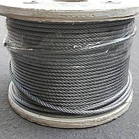 Трос нержавеющий 5,0 мм (7х19)