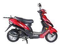 Скутер YIBEN YB50QT-3 49 см3