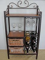 Комод-бар для вина и аксессуаров  -  112 -1