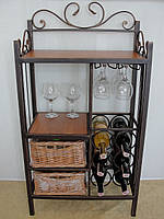 Комод-бар для вина и аксессуаров  -  112 -1, фото 1