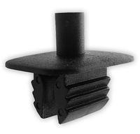 Нажимная клипса крепления тепло- шумоизоляцию (капот), 2х-лепестковая, штырек без шляпки Mazda ОЕМ: 5938093