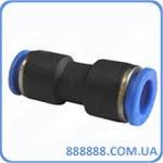 Соединитель тройной для пластиковых трубок переходной 10 мм - 8 мм PG 1008 Sumake